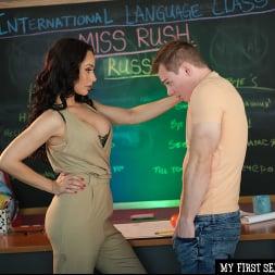 Crystal Rush に 'Naughty America' My First Sex Teacher (サムネイル 54)