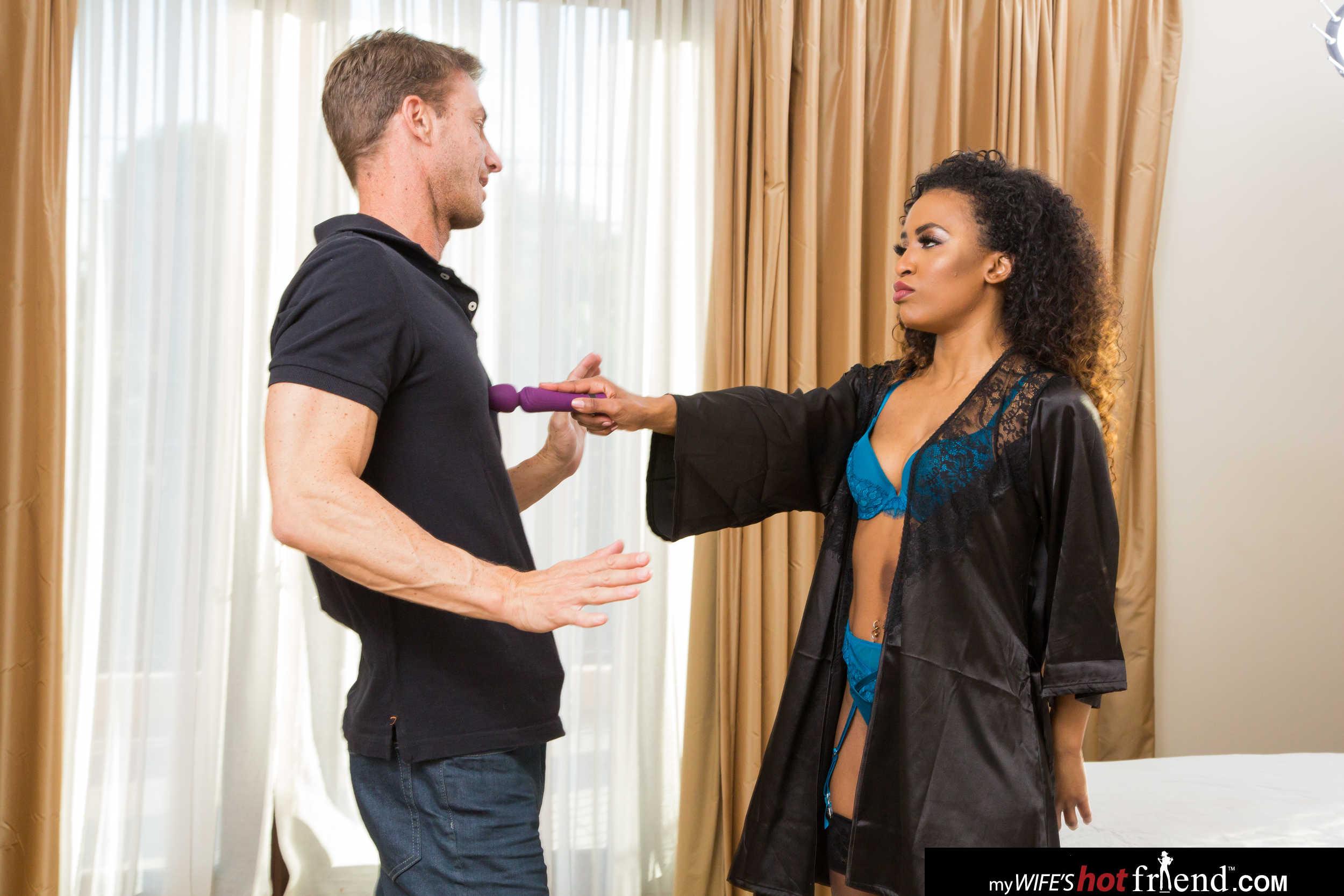 Hot Milf Cheats Her Husband