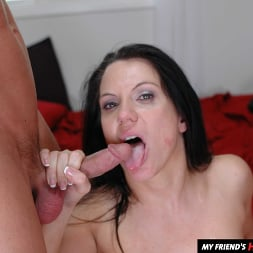 Elle Cee in 'Naughty America' takes a young cock (Thumbnail 96)