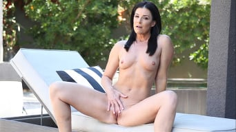 India Summer in 'fucks by the pool'