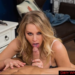 Katie Morgan in 'Naughty America' fucks her husband's college friend for missing dinner (Thumbnail 91)