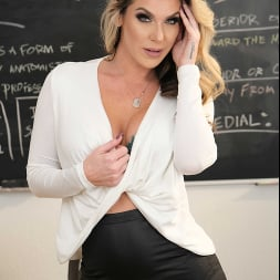 Kayla Paige in 'Naughty America' My First Sex Teacher (Thumbnail 1)
