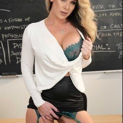 Kayla Paige in 'Naughty America' My First Sex Teacher (Thumbnail 90)