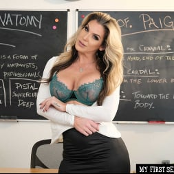 Kayla Paige in 'Naughty America' My First Sex Teacher (Thumbnail 135)