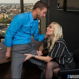Kenzie Taylor in 'Naughty America' fucks her boss for that promotion (Thumbnail 80)