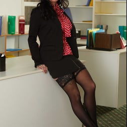Lily Lane in 'Naughty America' Naughty Office (Thumbnail 1)
