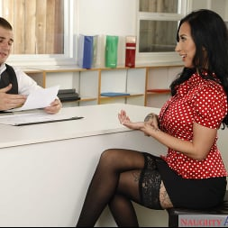 Lily Lane in 'Naughty America' Naughty Office (Thumbnail 14)