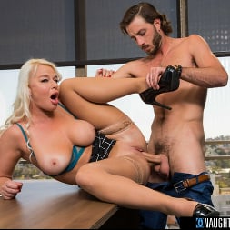 London River in 'Naughty America' gets bent over desk and fucked by intern (Thumbnail 88)