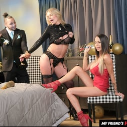 McKenzie Lee in 'Naughty America' and Rachael Cavalli shows Naughty America a Happy New Year (Thumbnail 110)