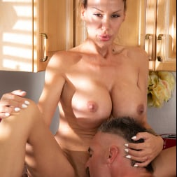 McKenzie Lee in 'Naughty America' gets fucked with her big tits (Thumbnail 65)