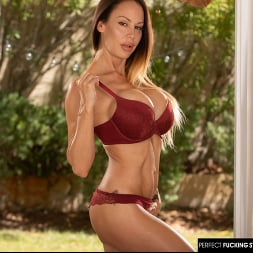 McKenzie Lee in 'Naughty America' gets fucked with her big tits (Thumbnail 143)