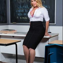 Mellanie Monroe in 'Naughty America' My First Sex Teacher (Thumbnail 1)