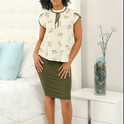 Misty Stone in 'Naughty America' asked for green tea with extra COCK!! (Thumbnail 1)