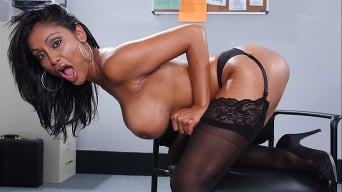 Priya Anjali Rai in 'Naughty Office'