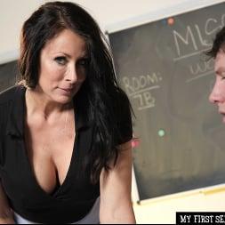 Reagan Foxx in 'Naughty America' My First Sex Teacher (Thumbnail 64)