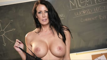 Reagan Foxx In 'My First Sex Teacher'