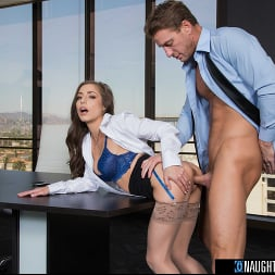 Spencer Bradley in 'Naughty America' is a very naughty employee bending over with no panties at work!!! (Thumbnail 39)