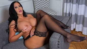 Sybil Stallone in 'is tired of her husband's bullying and his little dick'