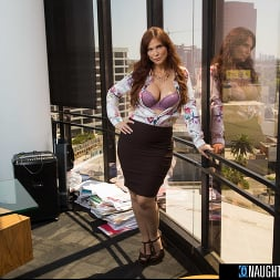 Syren De Mer in 'Naughty America' gets hard cock at the office (Thumbnail 13)