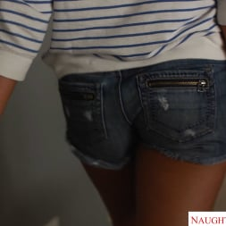 Tiffany Brookes in 'Naughty America' gets pumped for school (Thumbnail 100)